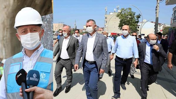 """Photo of Büyükakın: """"Metro'yu Büyükşehir olarak biz işleteceğiz"""""""