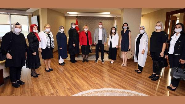 """Photo of Büyükakın: """"STK'larımızın proje ve fikirleri bizim için yol gösterici"""""""