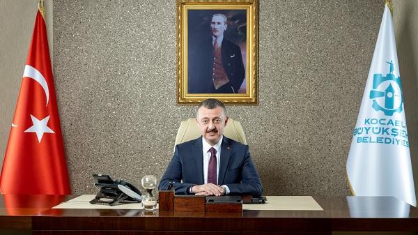 """Photo of Büyükakın: """"Zabıta teşkilatımız sayesinde Kocaeli güvenli ellerde"""""""
