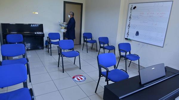 Photo of Büyükşehir Konservatuarı'nda yeni eğitim dönemi başlıyor