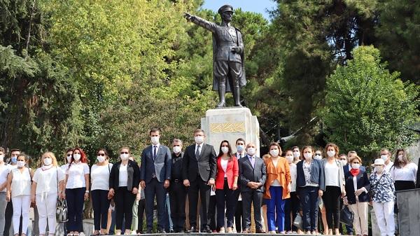 Photo of CHP Kocaeli CHP'nin 97'nci Yaşını Ata'nın huzurunda kutladı