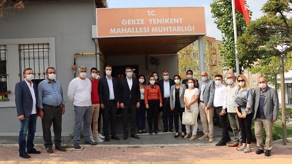 Photo of CHP Kocaeli Gebzelilerin sorunlarını ve taleplerini dinledi