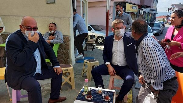 Photo of CHP Kocaeli İl Örgütü bu kez de Başiskelelileri dinledi