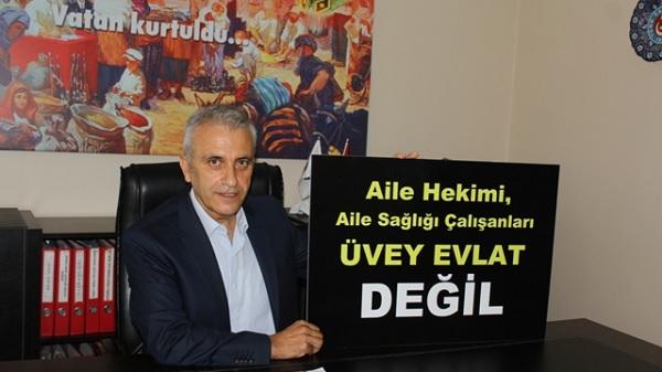 """Photo of Çeker: """"Sağlık çalışanlarının alın terlerine saygı duyulmalı"""""""