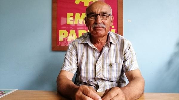 EMEP, 'Barış halkların kardeşlik ve eşitlik mücadelesiyle gelecek'