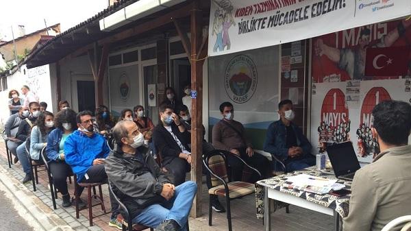 Emek Partisi Derince İlçe kongresini Derince'de gerçekleştirdi