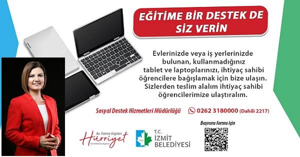 Photo of Hürriyet'ten yardımseverlere 'Askıda Tablet ve Bilgisayar' çağrısı