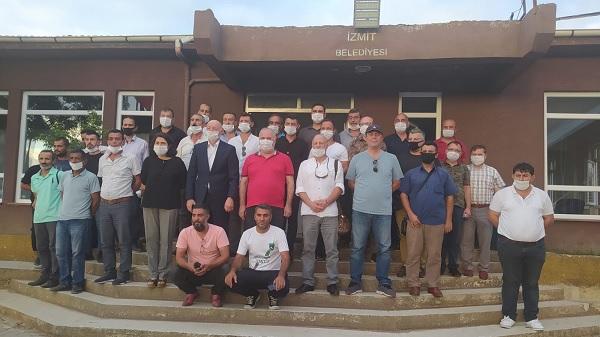 Photo of İzmit Belediyesinde görev değişikliği ve yeni atama