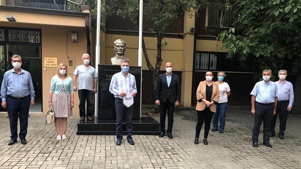 Photo of İzmit Kent Konseyi Kocaeli Tabip Odasını ziyaret etti