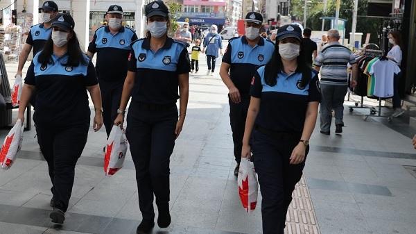 Photo of Kadın Zabıtalar İzmit Belediyesinde göreve başladı