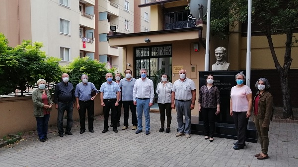 Photo of Kocaeli Demokrasi Girişimi Kocaeli Tabip Odasını ziyaret etti