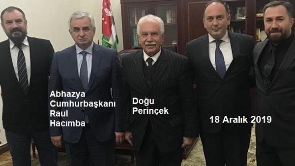 Photo of Abhazya Meclisi ve Vatan Partisi'nin Ortak Bildirisi