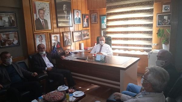 Photo of CHP Kocaeli STK Komisyonundan Meslek odalarına ziyaretler