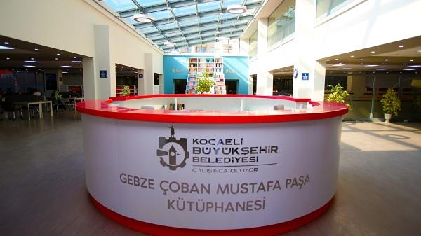 Photo of Çoban Mustafa Paşa Kütüphanesi Gebzelileri kitap ile buluşturdu