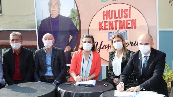Photo of Dede ocağında sıcak buluşma