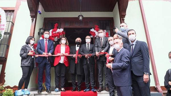 Photo of Dünyanın en zengin Atatürk Müzesi İzmit'te kapılarını açtı
