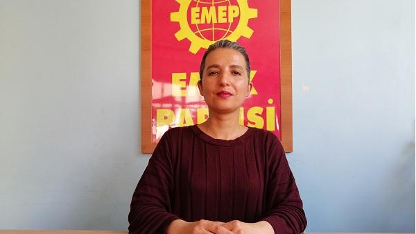 """Photo of EMEP: """"Fabrikalarda salgını değil rakamları kontrol ediyorlar"""""""