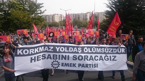 """Photo of EMEP: """"Unutmayacağız ve mücadele etmekten vazgeçmeyeceğiz"""""""