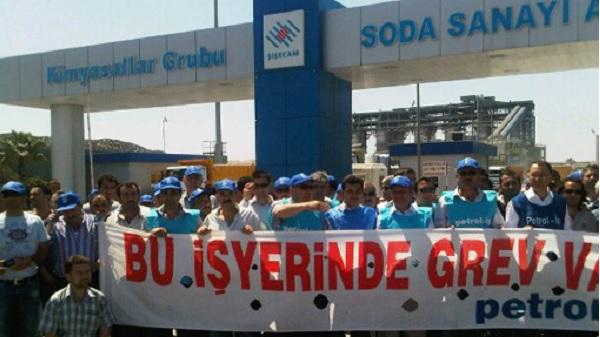 """Photo of Mızrak: """"Grev Yasağı Hükümetin Politikası haline geldi"""""""