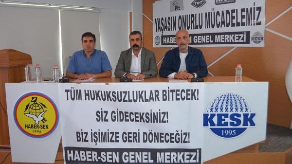 Photo of Haber-Sen PTT'nin engellemelerine karşı dava açacak