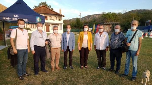 Photo of İGD İnternet Gazeteleri Federasyonunu Kocaeli'de ağırladı