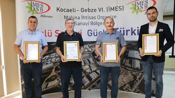 """Photo of Tokkan: """"İMES Dilovası OSB Kalite Standartlarında Hizmet Veriyor"""""""