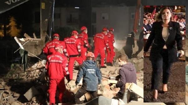 İzmir'e kurtarma ve destek ekipleriyle gidiyor