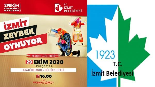 İzmit Belediyesi Bin Kişiyle Zeybek Rüzgârı Estirecek