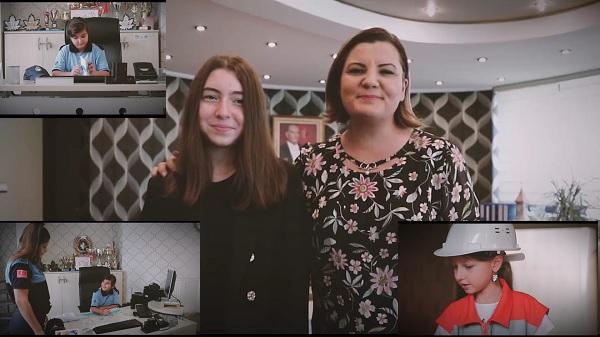 İzmit Belediyesinden 11 Ekim Dünya Kız Çocukları Günü Farkındalığı