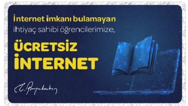 Kocaeli Büyükşehir üniversite öğrencilerine ücretsiz internet sağlıyor