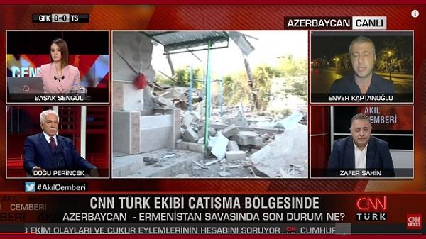 """Perinçek, """"Azerbaycan sorunu ateşkes çağrısıyla değil savaşla çözülecek"""""""