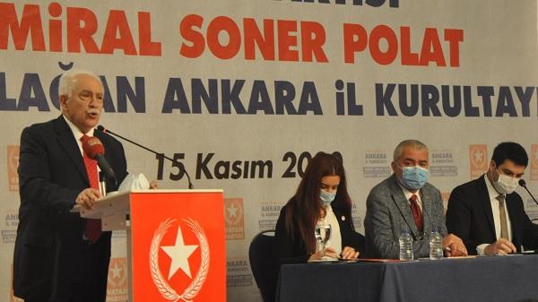 """Photo of Perinçek: """"Vatandaşlarımızı yerleştireceğimiz 1 milyon konut stoku var"""""""