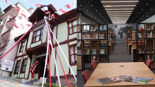 Photo of Atatürk Müzesi ve Çetin Emeç Kütüphanesinin çalışma saatleri değişti