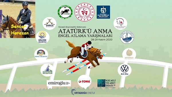 Photo of Atatürk'ü Anma Engel Atlama Yarışması Kocaeli'de düzenlenecek