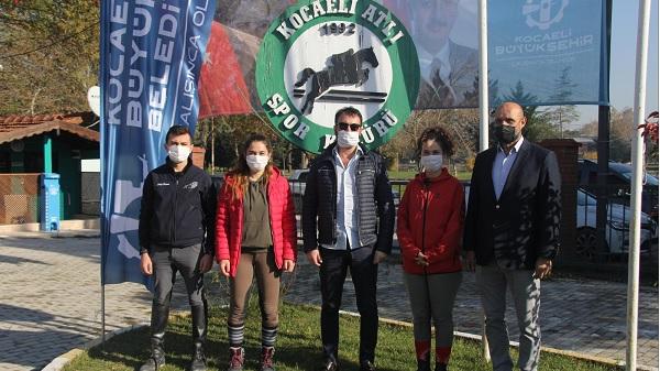 Photo of Atatürk'ü Anma Engel Atlama yarışmaları hafta sonu yaşanacak