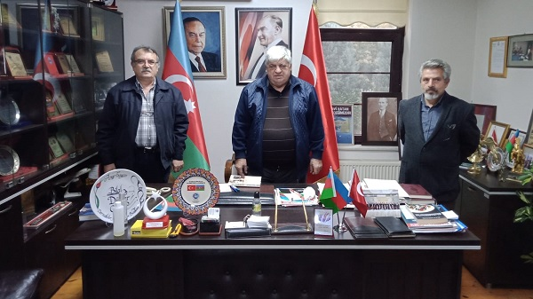 Photo of Azerbaycan Federasyonuna Karabağ'da zafer tebriği