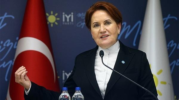 """Photo of Akşener: """"Biz siyasette 40 kişiyiz Herkes birbirinin Ciğerini bilir"""""""