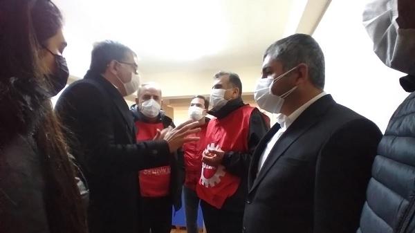 Photo of CHP Kocaeli Gebze'de gözaltına alınan emekçilerle görüştü