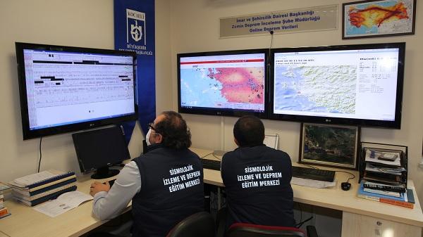 """Photo of Deprem """"Erken Uyarı"""" sistemiyle yeryüzüne ulaşmadan önlem alınacak"""
