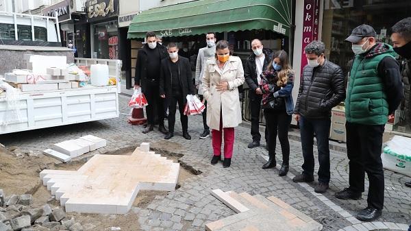 Photo of Fethiye Caddesi yenileme çalışmalarında ilk adım
