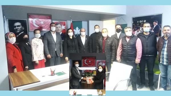 Photo of Gelecek Partisi Derince teşkilatı Deva Partisini ağırladı