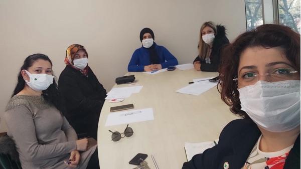 Photo of Gelecek Partisi Kocaeli'de kadınlar çalışma programını belirledi