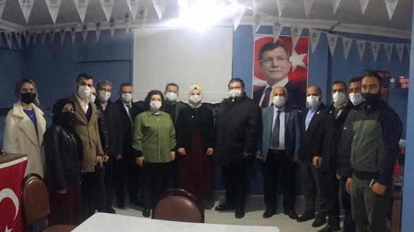 Photo of Gelecek Partisi Kocaeli'den Gölcük çıkarması