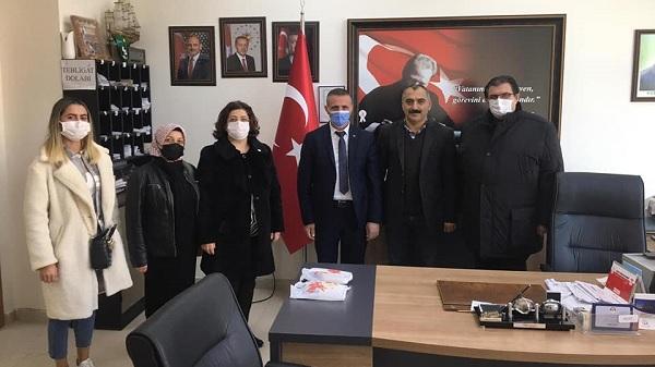 Photo of Gelecek Partisi Kocaeli'den Körfez köylerine ziyaret