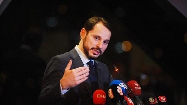 Photo of Hazine ve Maliye Bakanı Berat Albayrak'ın istifası kabul edildi