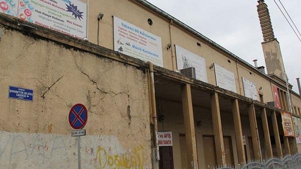 """Photo of Yavuz: """"Halkevi binası en kısa sürede restore edilecek"""""""