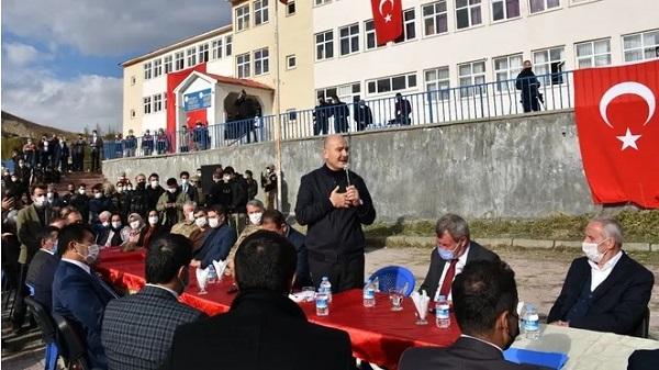 """Photo of Soylu: """"Kürt kardeşlerimiz bu ülkenin çimentosudur"""""""