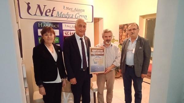Net Medya Grup Vatan Partisi Kocaeli örgütünü ağırladı