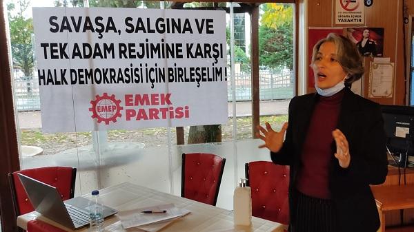 """Photo of EMEP: """"Seçeneğimiz demokratik halk iktidarı"""""""