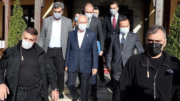 Seval Türkeş Kılıçdaroğlu'yu telefonla aradı